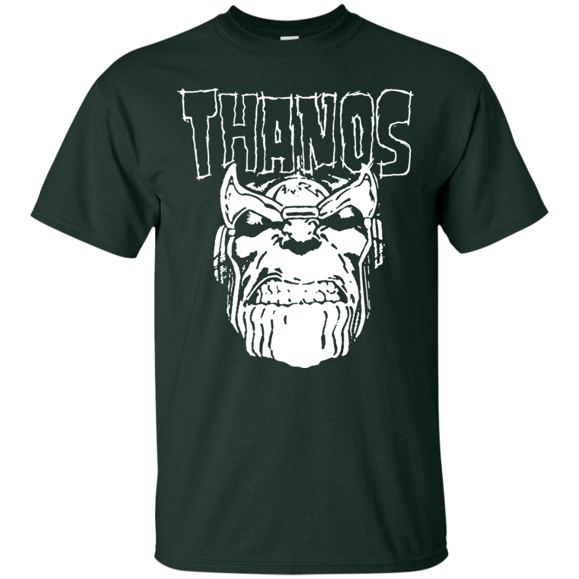 T-Shirts Forest / S Thanos Danzig T-Shirt
