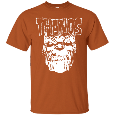 T-Shirts Texas Orange / S Thanos Danzig T-Shirt