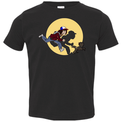 T-Shirts Black / 2T The Adventures of Dustin Toddler Premium T-Shirt