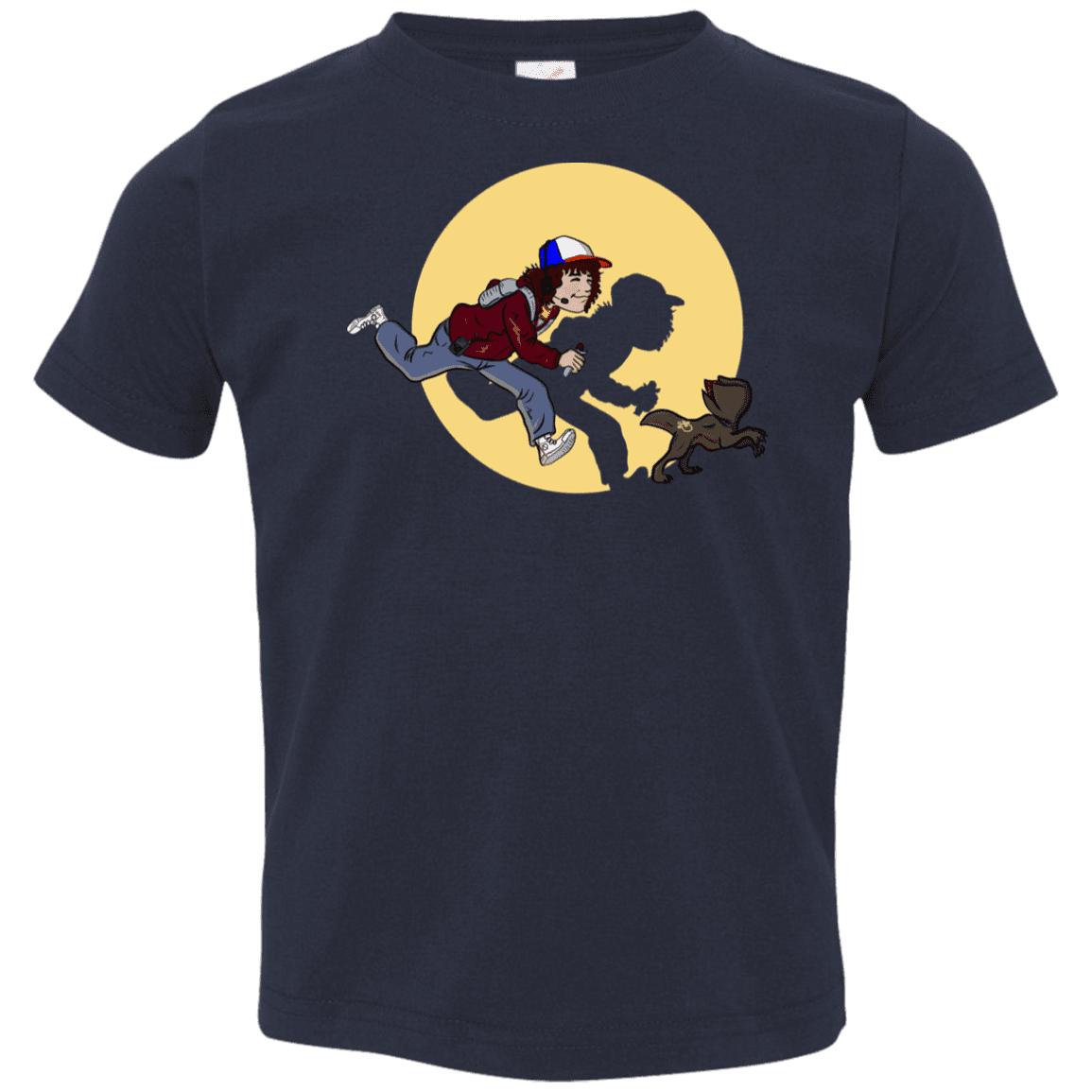 T-Shirts Navy / 2T The Adventures of Dustin Toddler Premium T-Shirt