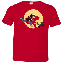 T-Shirts Red / 2T The Adventures of Dustin Toddler Premium T-Shirt