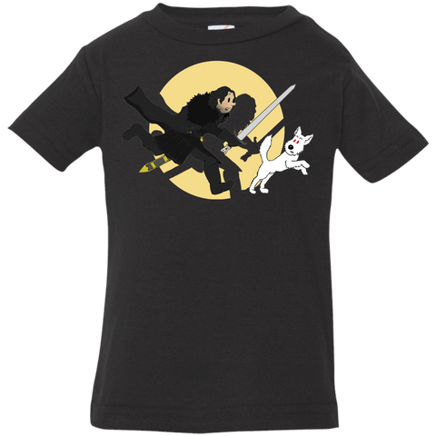 The Adventures of Jon Snow Infant Premium T-Shirt
