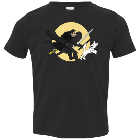 The Adventures of Jon Snow Toddler Premium T-Shirt