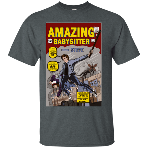 The Amazing Babysitter T-Shirt