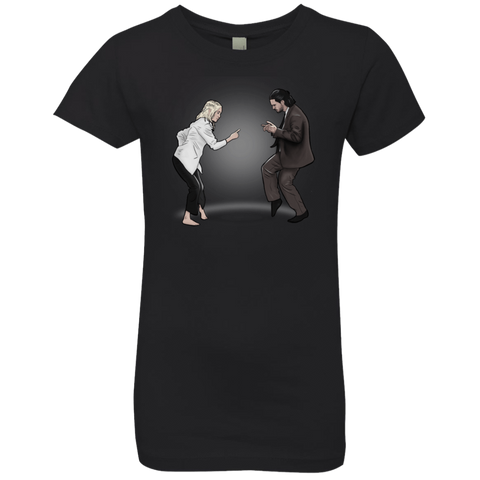 The Ballad of Jon and Dany Girls Premium T-Shirt