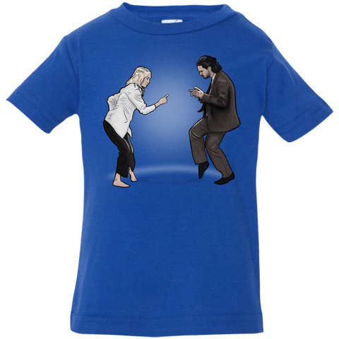 The Ballad of Jon and Dany Infant Premium T-Shirt