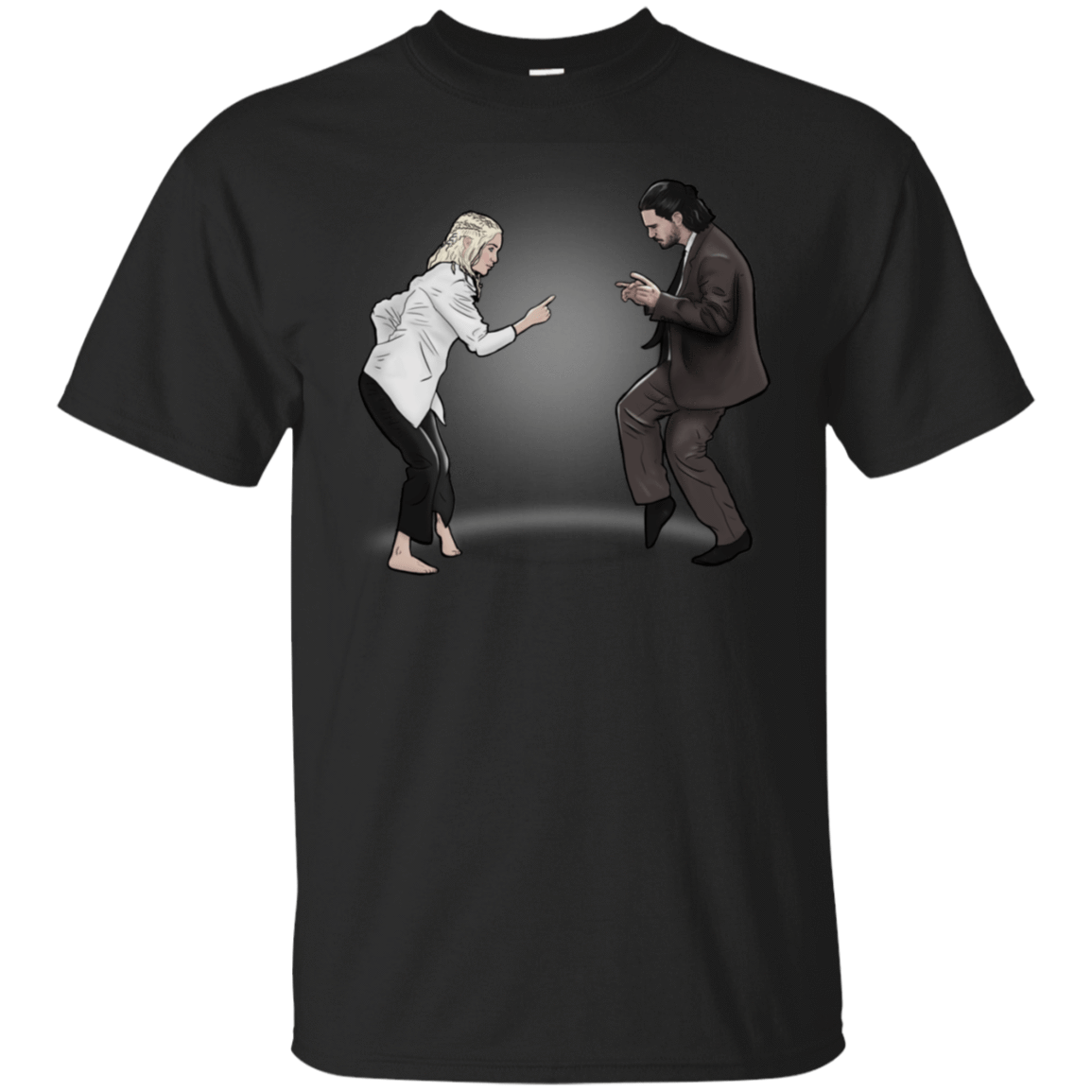 The Ballad of Jon and Dany T-Shirt