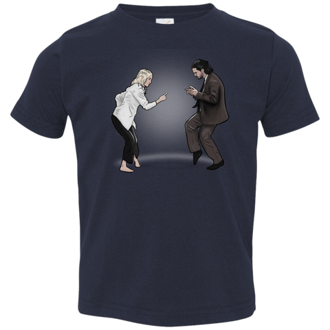 The Ballad of Jon and Dany Toddler Premium T-Shirt