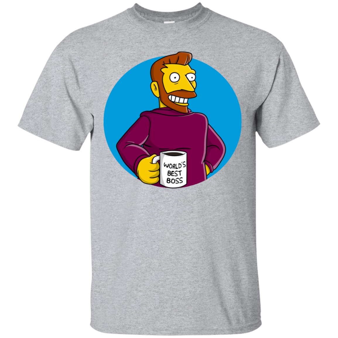 The Best Boss T-Shirt