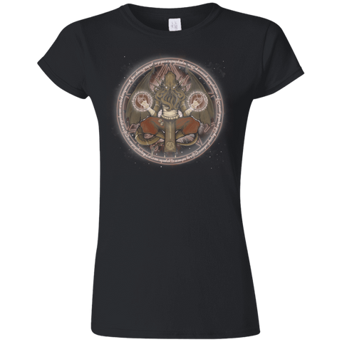 The Cthulhu Runes Junior Slimmer-Fit T-Shirt
