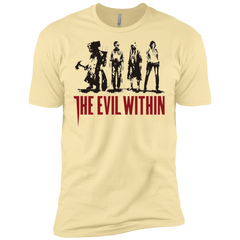 T-Shirts Banana Cream / X-Small The Evil Within Men's Premium T-Shirt