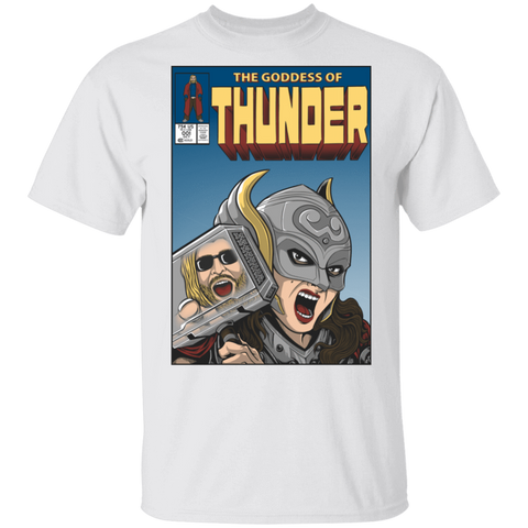 The Goddess of Thunder T-Shirt
