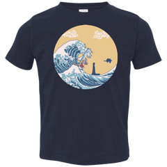 T-Shirts Navy / 2T The Great Sea Toddler Premium T-Shirt