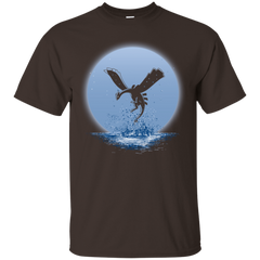 T-Shirts Dark Chocolate / Small The Guardian of the Sea (2) T-Shirt