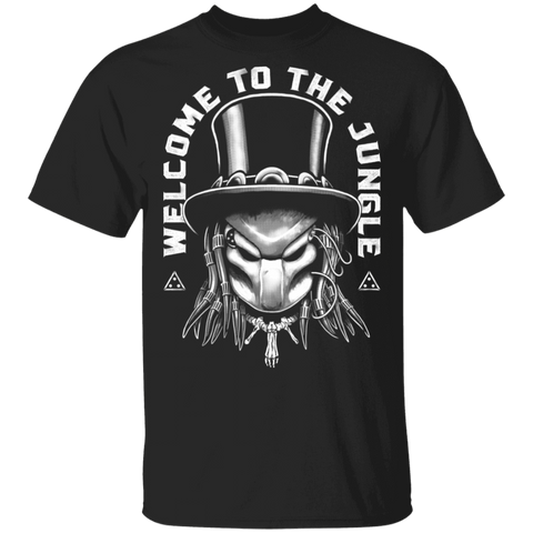 The Hunter Welcomes You To The Jungle T-Shirt