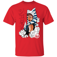 T-Shirts Red / YXS The Jedi Padawan Youth T-Shirt