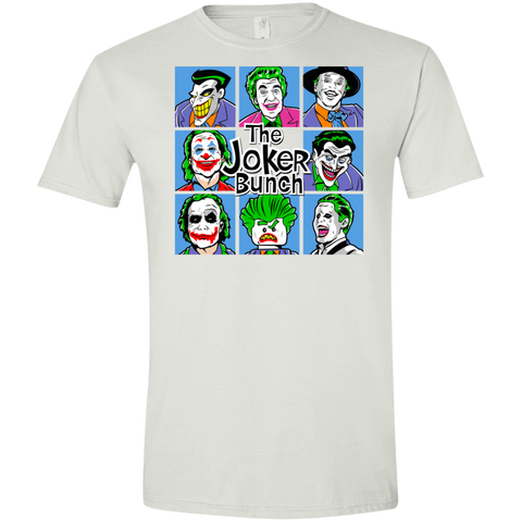 The Joker Bunch Men's Semi-Fitted Softstyle