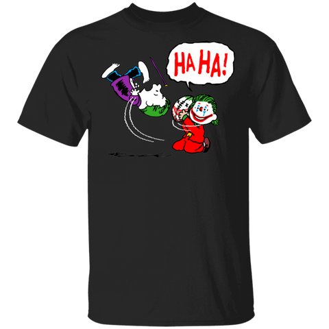 The Kicking Joke T-Shirt
