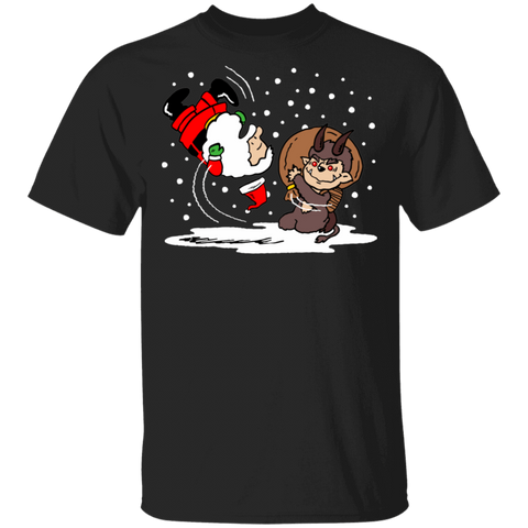 The Krampus Gag T-Shirt