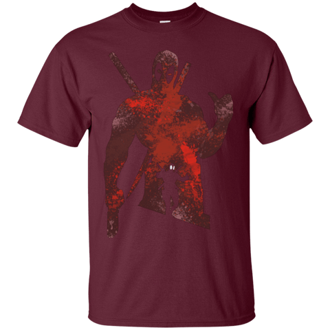 T-Shirts Maroon / Small The Merc T-Shirt