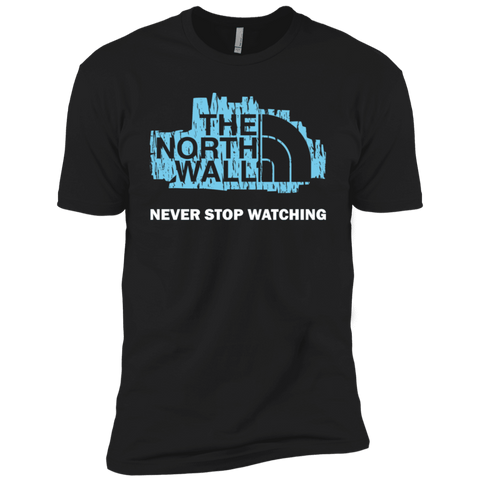 The North Wall Men's Premium T-Shirt