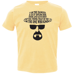 The One Who Knocks Toddler Premium T-Shirt