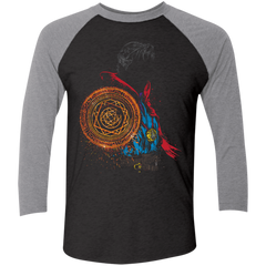 The Power of Magic Men's Triblend 3/4 Sleeve