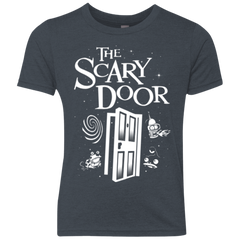 The Scary Door Youth Triblend T-Shirt