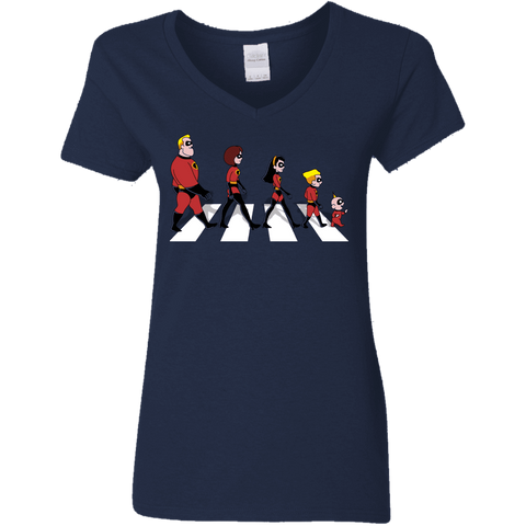 The Supers Women's V-Neck T-Shirt