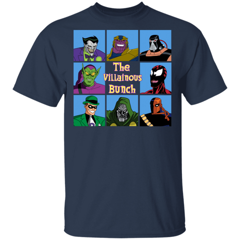 The Villainous Bunch T-Shirt