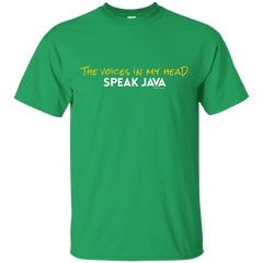 The Voices In My Head Speak Java T-Shirt