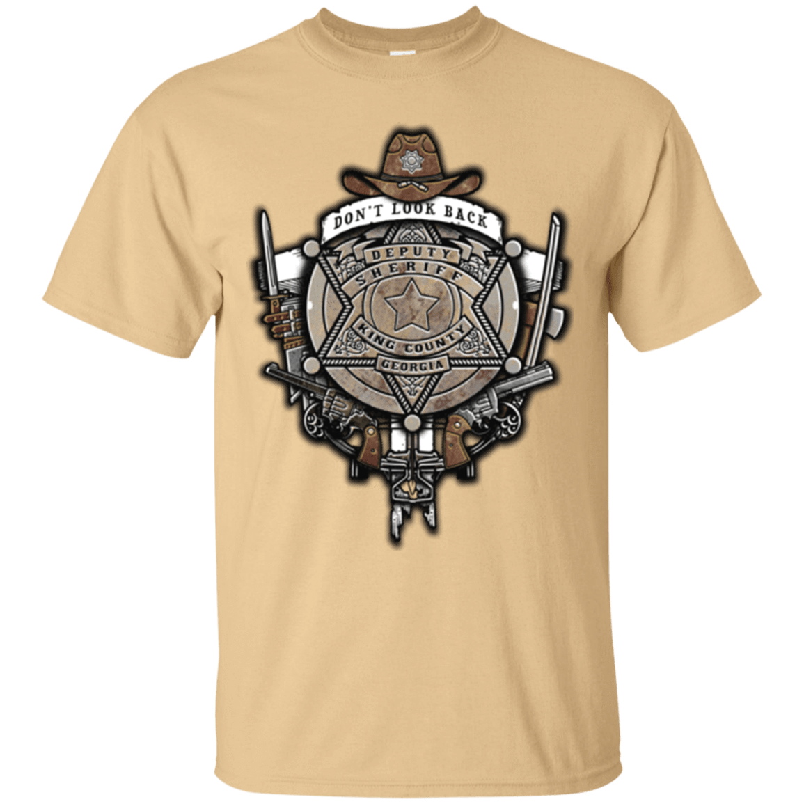 The Walking Crest T-Shirt