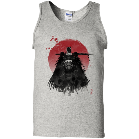T-Shirts Ash / S The Way of the Bat Men's Tank Top