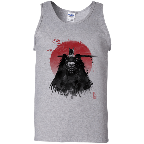 T-Shirts Sport Grey / S The Way of the Bat Men's Tank Top