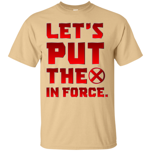 The X In Force T-Shirt