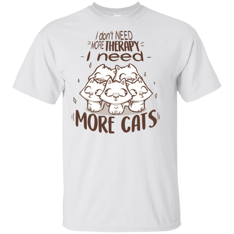 Therapy Cats T-Shirt