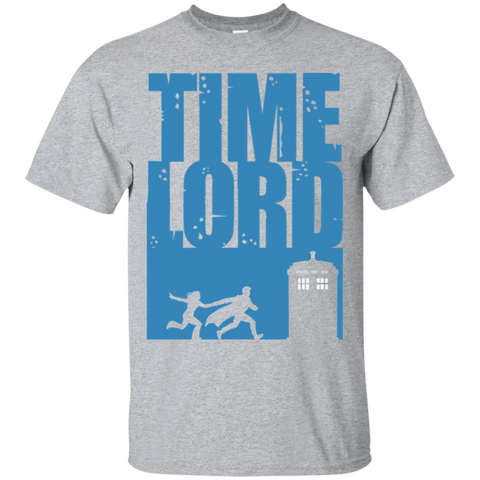 Time Lord Allons-y! T-Shirt