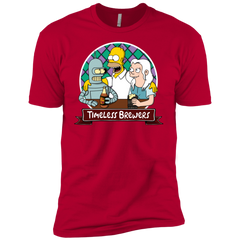 Timeless Brewers Boys Premium T-Shirt