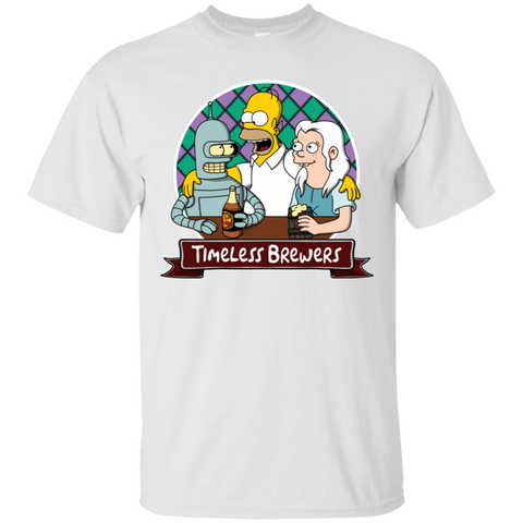 Timeless Brewers T-Shirt