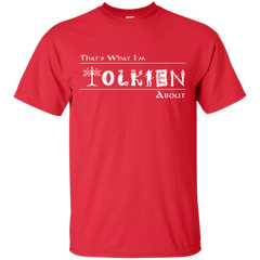 Tolkien About T-Shirt