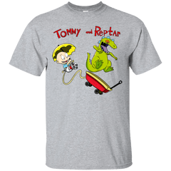 T-Shirts Sport Grey / S Tommy and Reptar T-Shirt