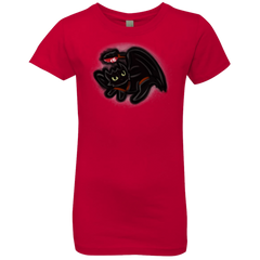 Toothless Simba Girls Premium T-Shirt