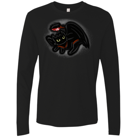 Toothless Simba Men's Premium Long Sleeve