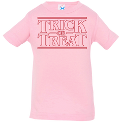 T-Shirts Pink / 6 Months Trick Or Treat Infant PremiumT-Shirt