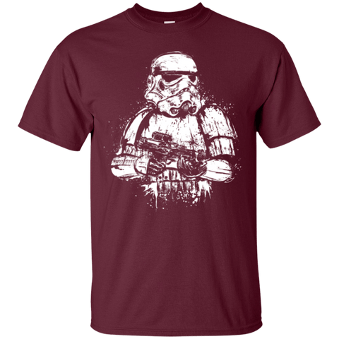 T-Shirts Maroon / Small Trooper of Empire T-Shirt