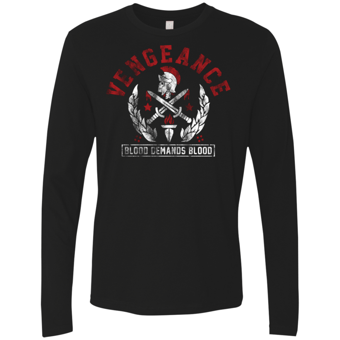 Vengeance Men's Premium Long Sleeve