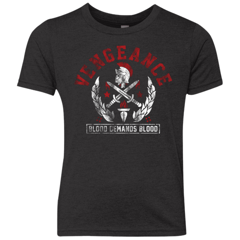 Vengeance Youth Triblend T-Shirt