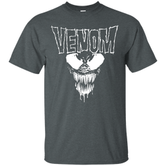 T-Shirts Dark Heather / S Venom Danzig T-Shirt