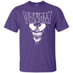 T-Shirts Purple / S Venom Danzig T-Shirt