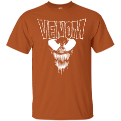 T-Shirts Texas Orange / S Venom Danzig T-Shirt
